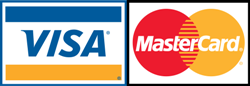 Visa/Mastercard logo
